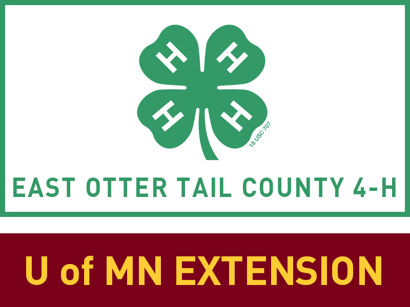 Logo for 2020 East Otter Tail County Fair