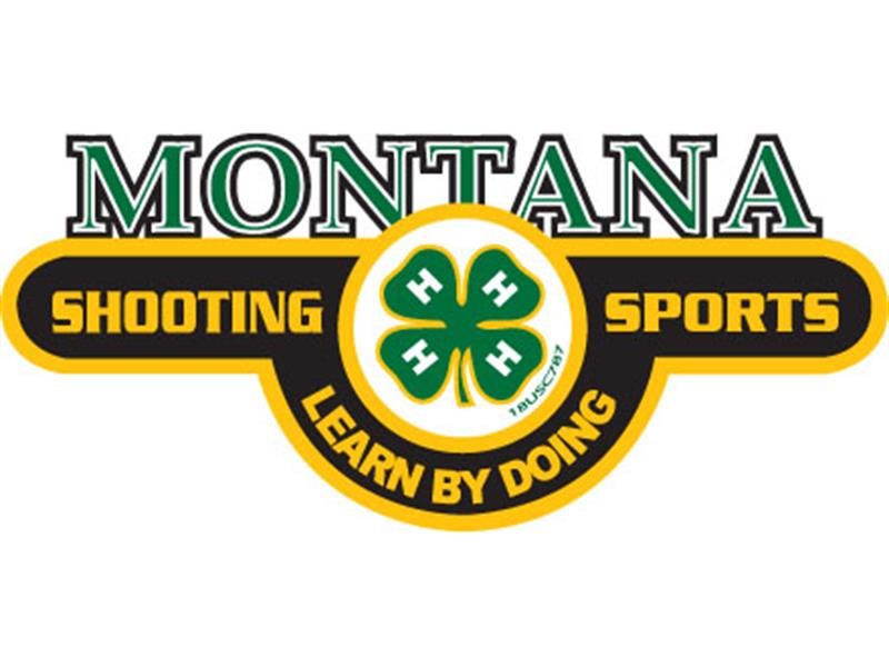 Logo for 2020 Montana 4-H State 4-H Shooting Competition