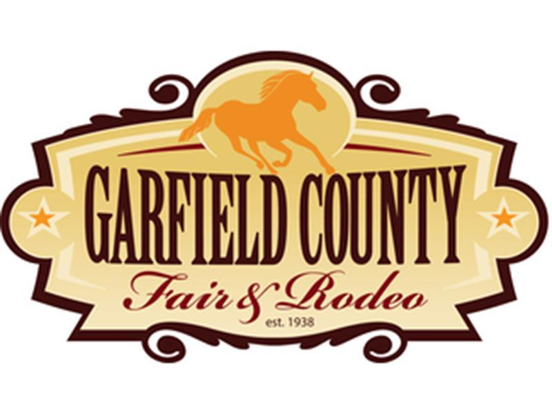 Logo for 2020 Garfield County Fair and Rodeo