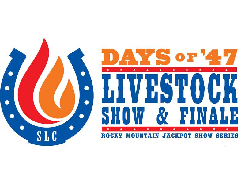 Logo for 2017 Rocky Mountain Jackpot Show Series Finale