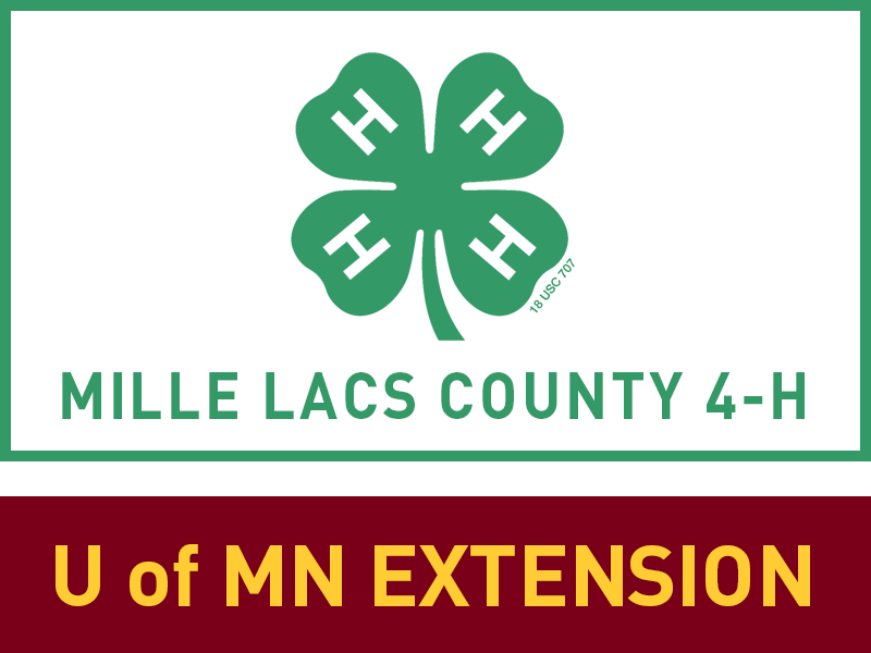 Logo for 2018 Mille Lacs County Fair