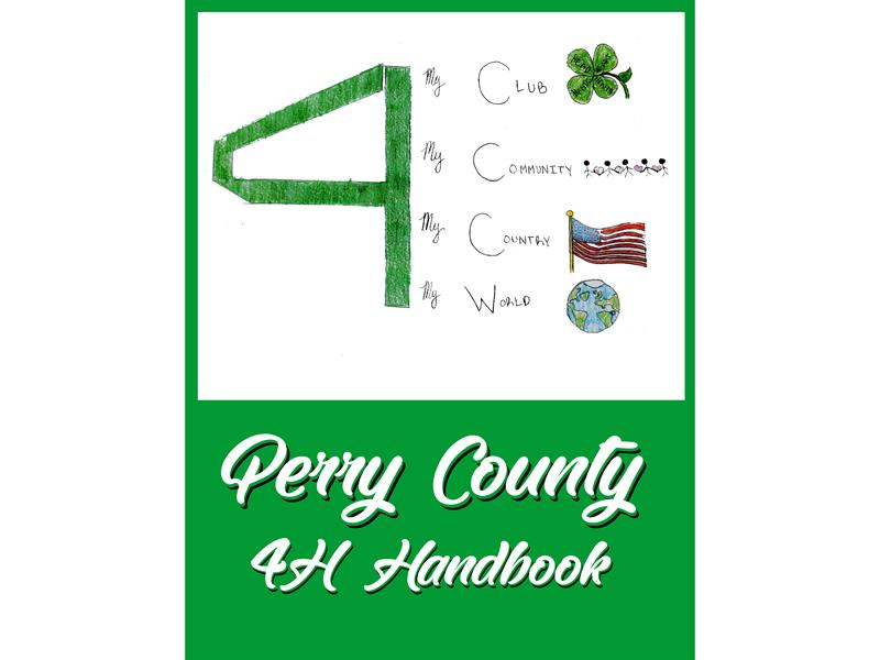Logo for 2018 Perry County Fair