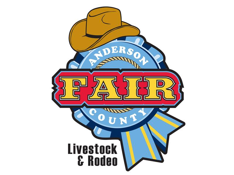 Logo for 2018 Anderson County Fair