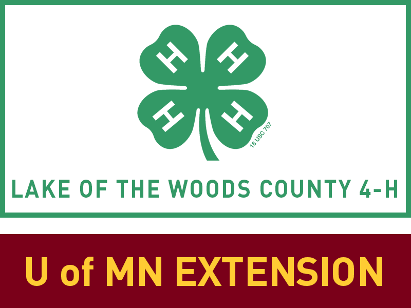 Logo for 2018 Lake of the Woods Fair