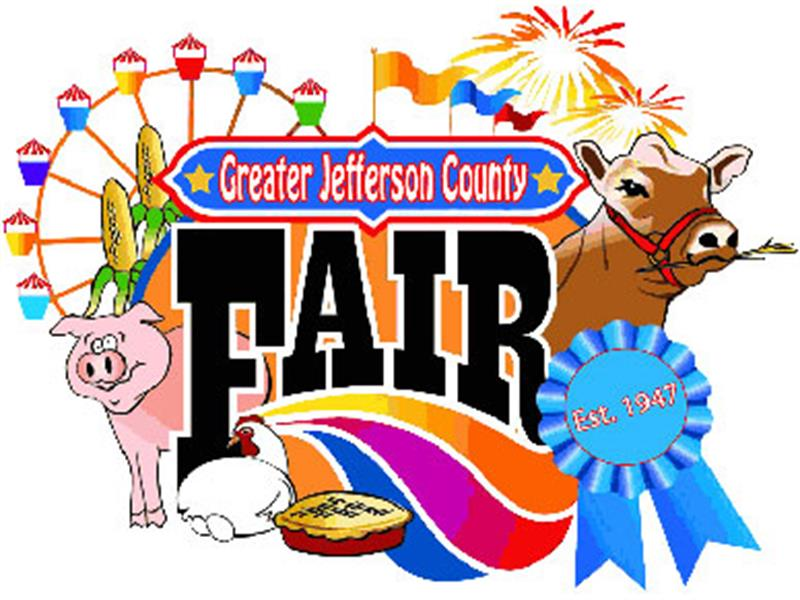 Logo for 2018 Greater Jefferson County Fair