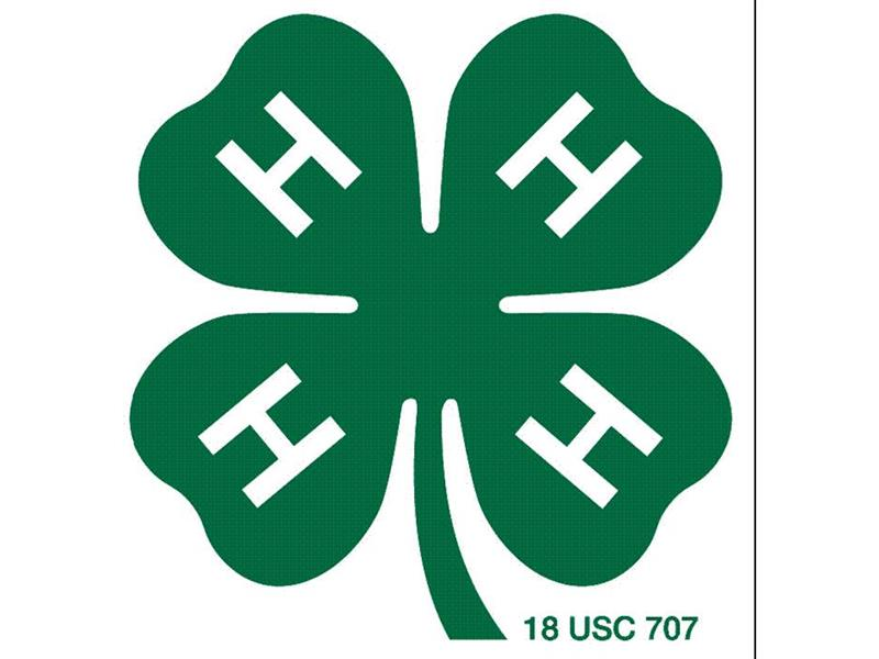 Logo for 2018 Switzerland County 4-H Fair