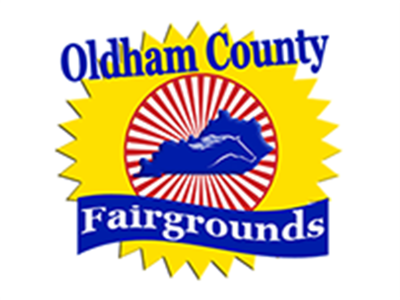 Logo for 2018 Oldham County Fair