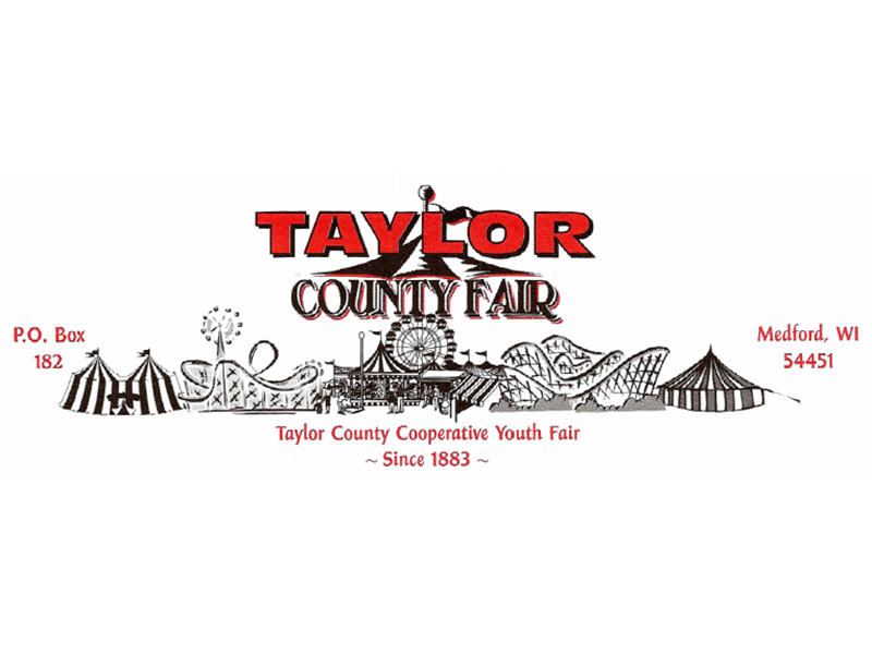 Logo for 2018 Taylor County Youth Fair