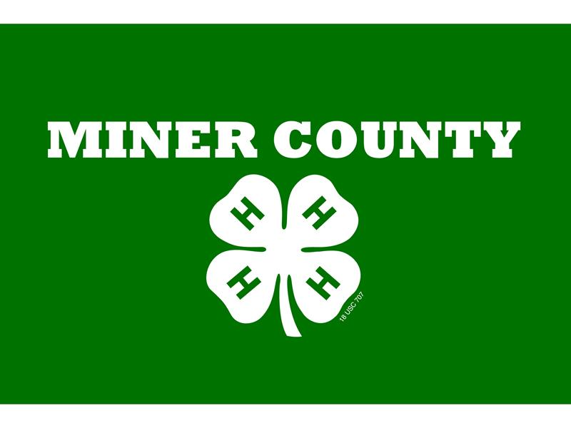Logo for 2018 Miner County Achievement Days