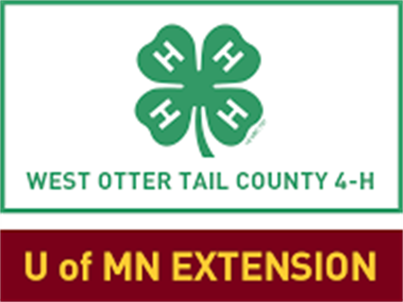 Logo for 2018 West Otter Tail County Fair