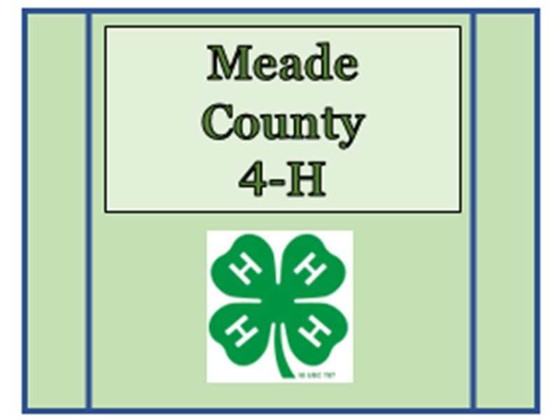 Logo for 2018 Meade County Fair & 4-H Achievement Day