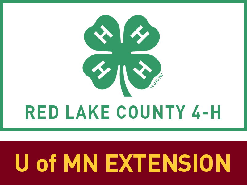 Logo for 2018 Red Lake County Fair