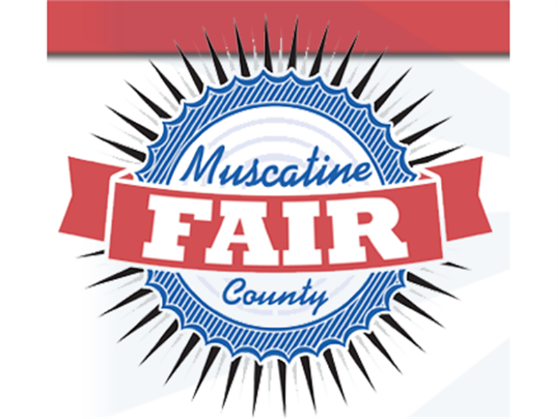 Logo for 2018 Muscatine County Fair