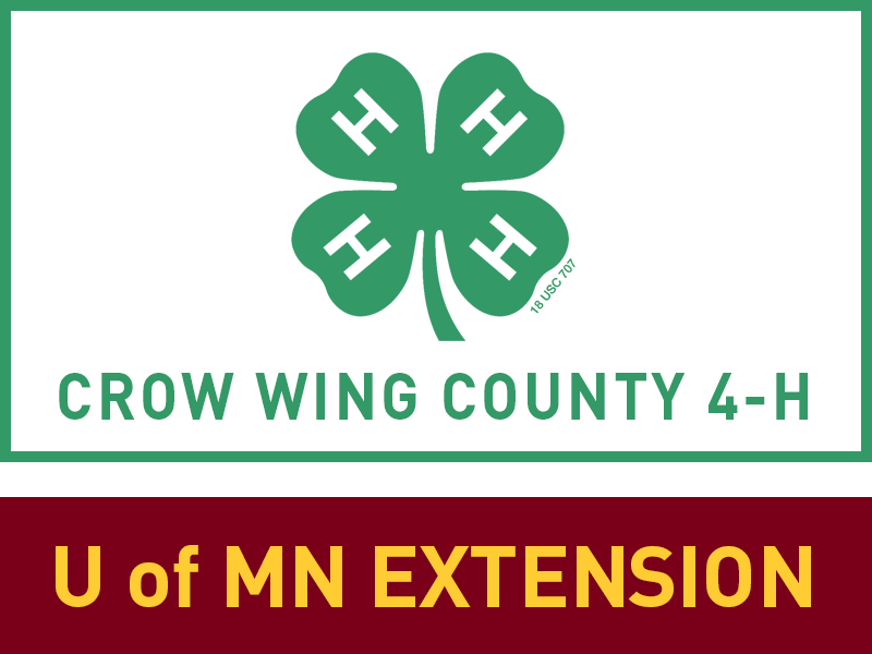 Logo for 2018 Crow Wing County Fair