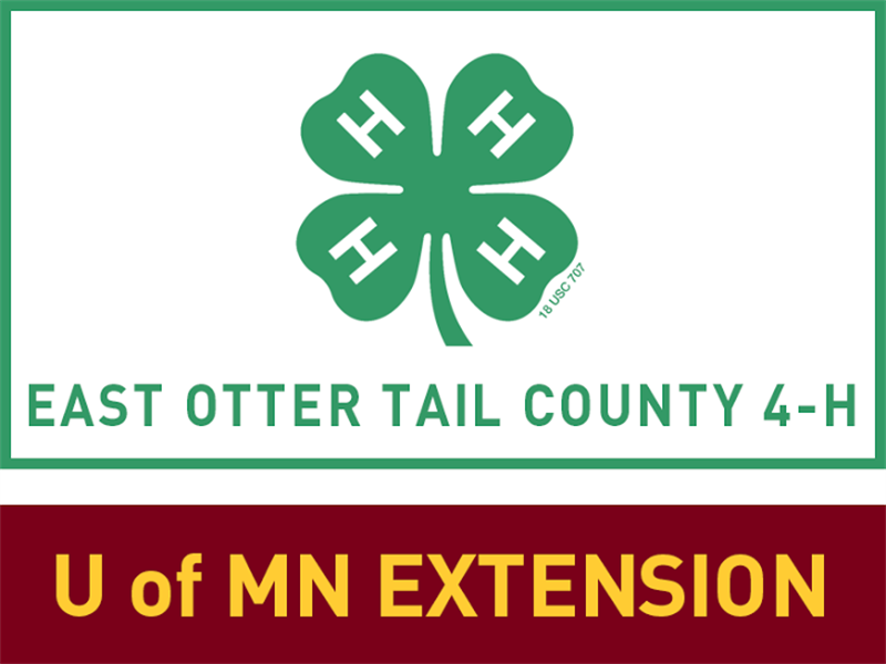 Logo for 2018 East Otter Tail County Fair