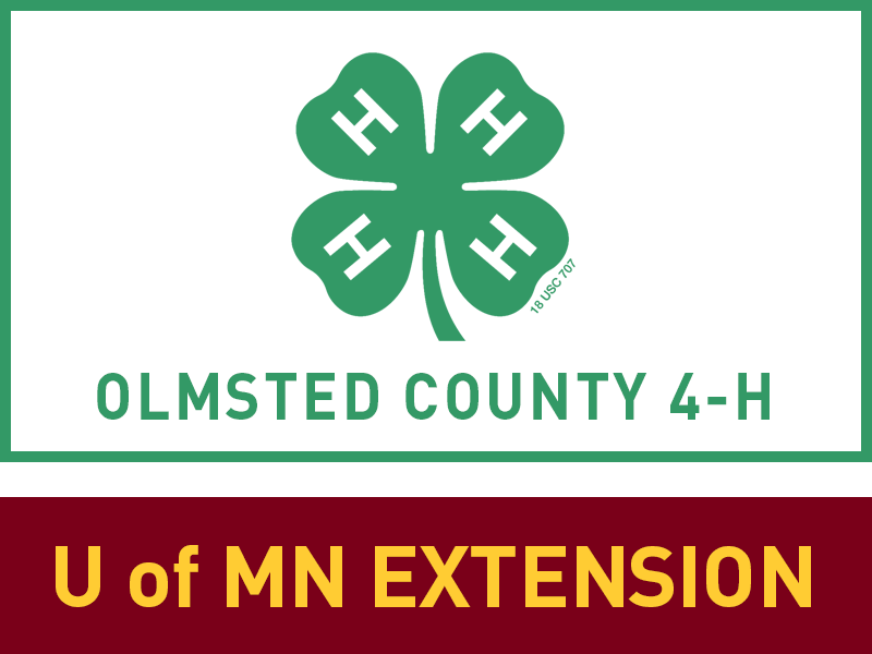 Logo for 2018 Olmsted County Fair