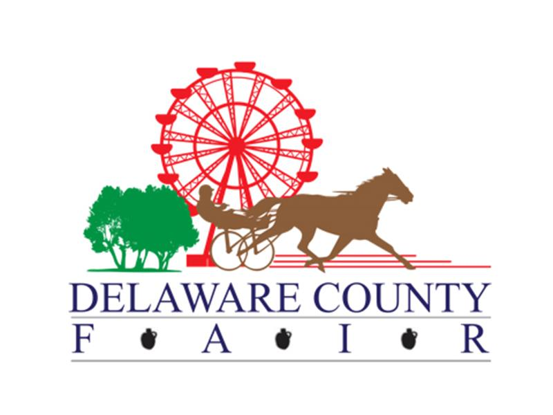 Logo for 2018 Delaware County Open Show
