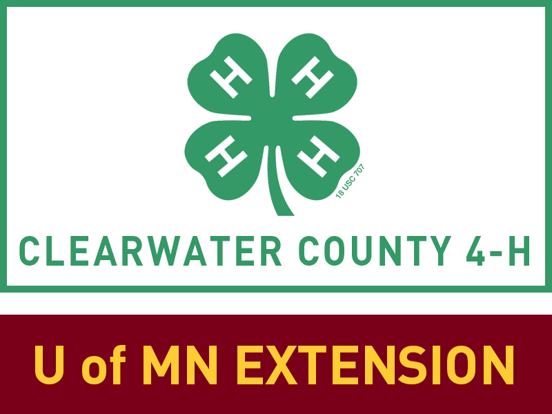 Logo for 2018 Clearwater County Fair
