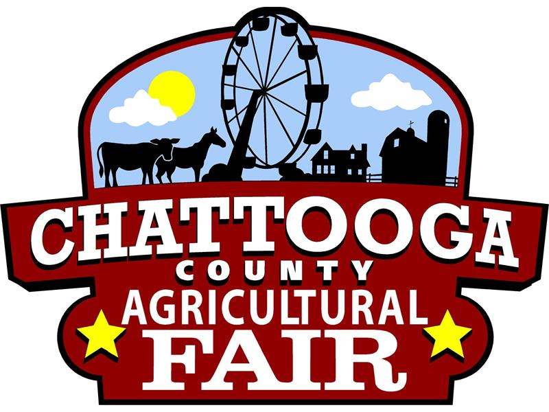 Logo for 2018 Chattooga County Agricultural Fair