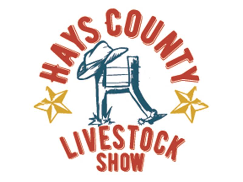 Logo for 2020 Hays County Youth Livestock Show