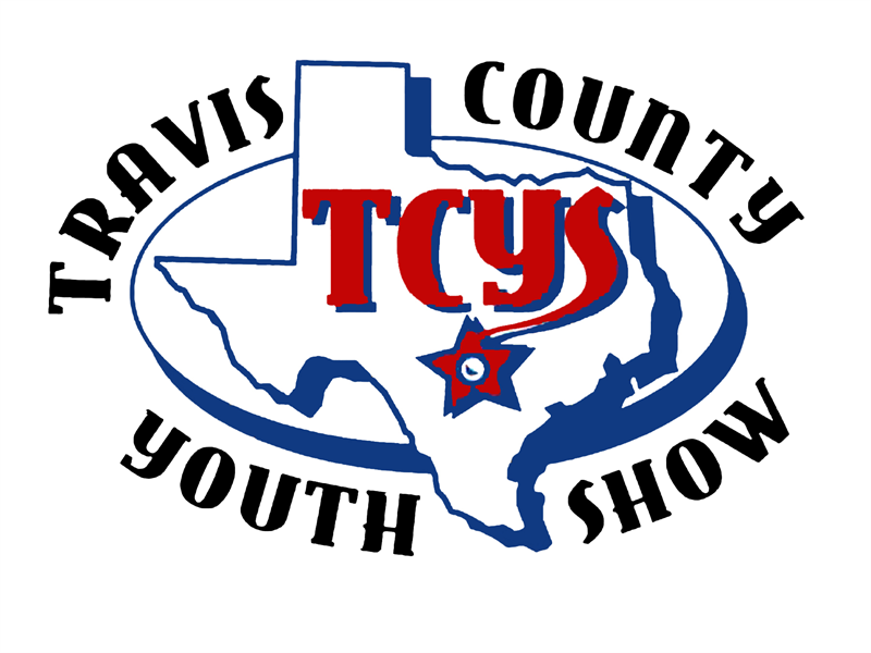 Logo for 2020 Travis County Youth Show